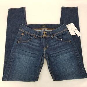 Hudson Jeans COLLIN Skinny NWH409ZFA Color LKBL Wo